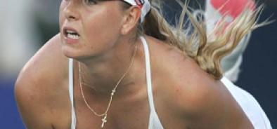 Шарапова прошла в четвертьфинал