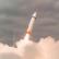 Испытания новой баллистической ракеты закончились неудачей