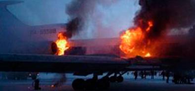 МАК выяснил причину возгорания Ту-154 в Сургуте