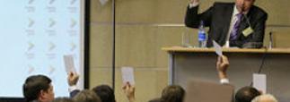 «Правое дело» подало в ЦИК списки кандидатов на думские выборы