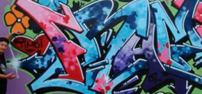 ЖКС Центрального района будут отлавливать «граффистов»