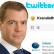 Медведев в Twitter поблагодарил всех за поздравления с днем рождения