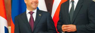 Медведев и Кэмерон провели переговоры в Москве