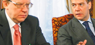 Медведев предложил Кудрину подать в отставку