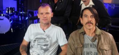 За прошедшие пять лет,  наконец-то,  вышел альбом группы Red Hot Chili Peppers