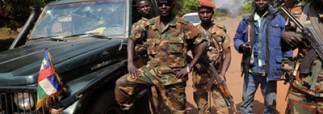 Повстанцы захватили дворец в Центрально-Африканской республике