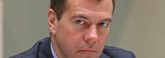 Медведев волнуется за российские счета на Кипре
