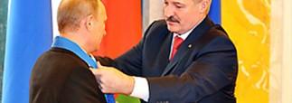 Путин отправил гулять Лукашенко