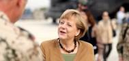 Меркель прибыла в Афганистан