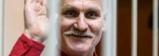 Власти США призывают Белоруссию освободить Алеся Беляцкого