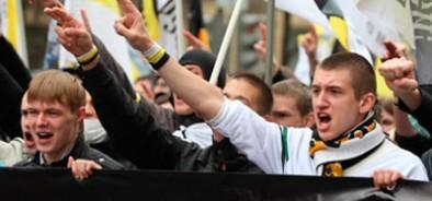 В центре столицы были задержаны 25 националистов