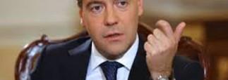 Медведев и долги ЖКХ энергетикам