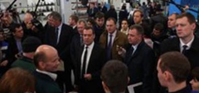Дмитрий Медведев побывал в Тутаеве