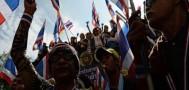 Антиправительственные выступления в Таиланде