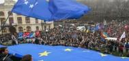 На Майдане протестуют порядка трёхсот человек