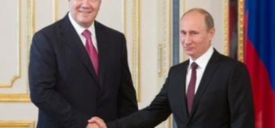 Путин и Янукович лично обсудили экономические вопросы