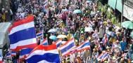 Таиландская оппозиция закрывает Бангкок