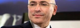 Ходорковский дал первое интервью в Швейцарии