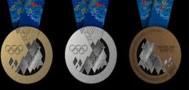 Пять олимпийских медалей России