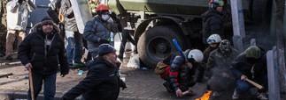 Российский МИД заявляет о разгуле экстремистов в Украине