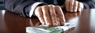 Депутата поймали на взятке в полмиллиона долларов