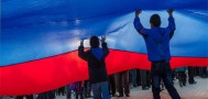 Москва митингует по поводу Крыма