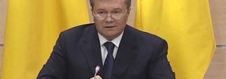 Янукович призывает к референдуму все области Украины