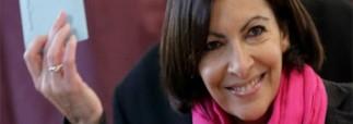 Красивая женщина станет мэром Парижа… впервые