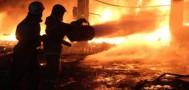 На месте пожара в Забайкалье нашли грузовик с десятью погибшими