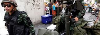 В Таиланде объявили военное положение