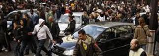 Беспорядки во Франции устроили этнические алжирцы
