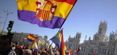 Испанцы требуют упразднить монархию