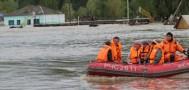 Паводок в Сибири: людей эвакуируют