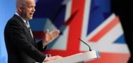 Глава МИД Великобритании Уильям Хейг ушёл в отставку