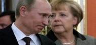 Ангела Меркель хочет диалога с Путиным