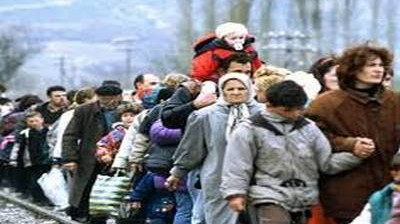 Более 110 тысяч украинцев получили статус беженцев в РФ
