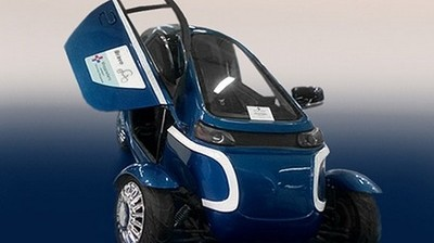 Российский электрокар E-Trike отправлен в серийное производство