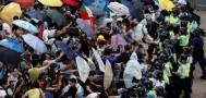 Глава Гонконга не собирается в отставку