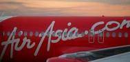 Пропавший лайнер AirAsia может быть дне моря