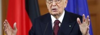 Итальянский президент подал в отставку