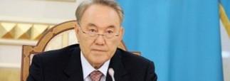За Нурсултана  Назарбаева проголосовали  97,7% избирателей