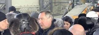 Дмитрий Рогозин: рабочие, устроившие забастовку на космодроме Восточный, уже получают деньги