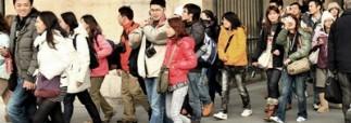 Туристы из КНР выбирают Москву и Приамурье