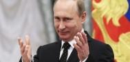 Владимир Путин рассказал, что такое счастье в его понимании