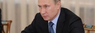 Россияне по-прежнему доверяют Владимиру Путину