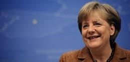 Ангела Меркель: Германия хочет отмены санкций против России