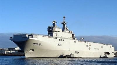 Франция уже передала России деньги за «Мистрали»