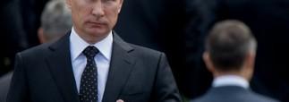 Рейтинг Путина вырос до рекордных значений