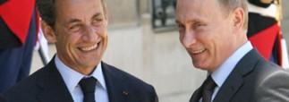 Путин и Саркози встретятся в Москве