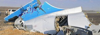 Штаты предоставили Москве свои данные по расследованию трагедии рейса А321